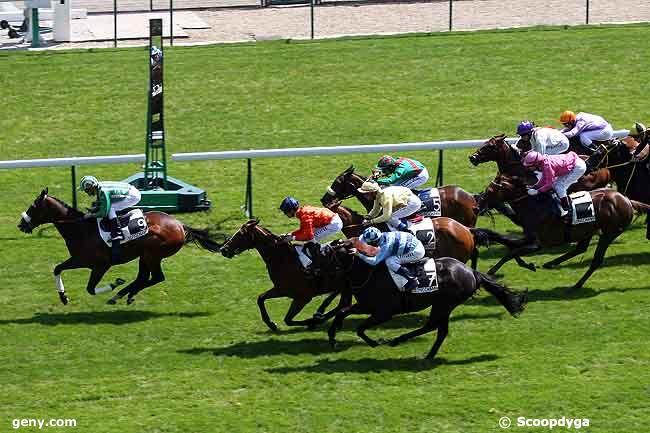 20/05/2010 - ParisLongchamp - Prix de Chevilly : Arrivée