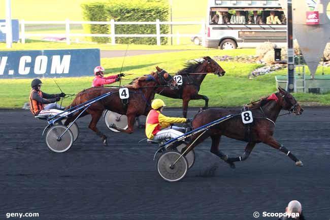 03/12/2013 - Vincennes - Prix de Saint-Jean-de-Monts : Arrivée