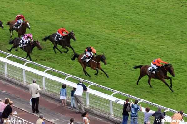 22/06/2008 - Auteuil - Prix Hardatit : Arrivée