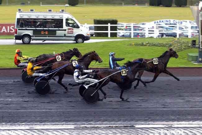 04/12/2008 - Vincennes - Prix de Blois : Arrivée