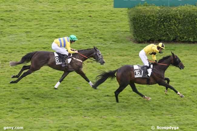 23/06/2011 - Auteuil - Prix Chinco : Arrivée