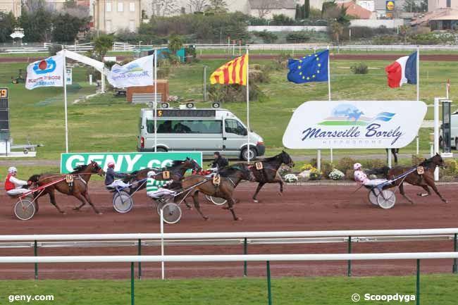 27/03/2013 - Marseille-Borély - Prix geny.com - Paris-Turf : Arrivée