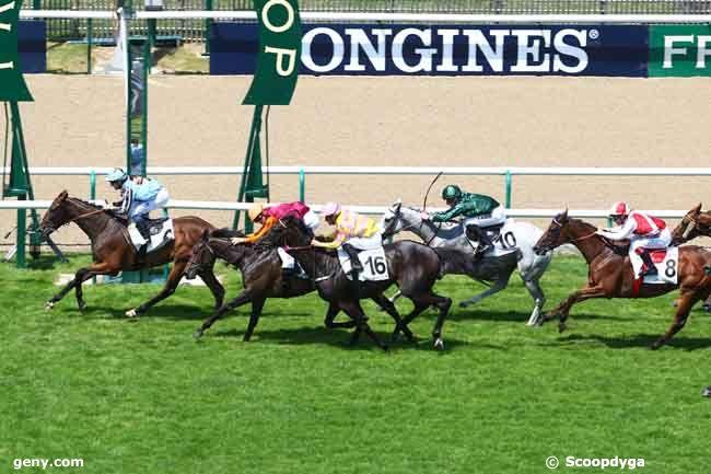 08/07/2013 - Chantilly - Prix Jouvence : Arrivée