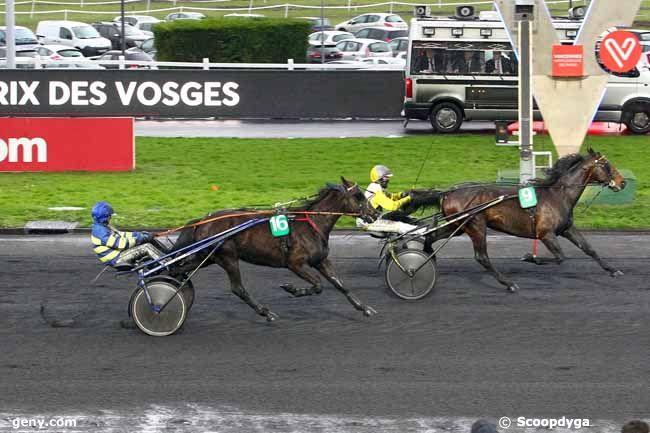 11/02/2018 - Vincennes - Prix des Vosges : Arrivée