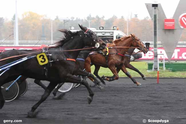 15/11/2018 - Vincennes - Prix de Castres : Arrivée