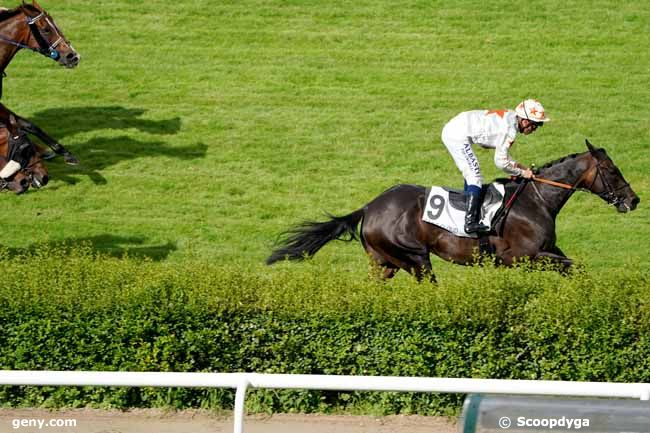 12/06/2019 - Saint-Cloud - Prix Péniche : Result