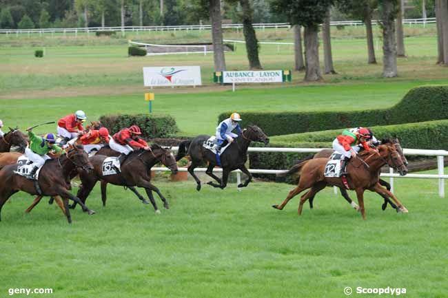 11/09/2013 - Le Lion-d'Angers - Handicap du Lion d'Angers - Prix de l'Asselco : Arrivée