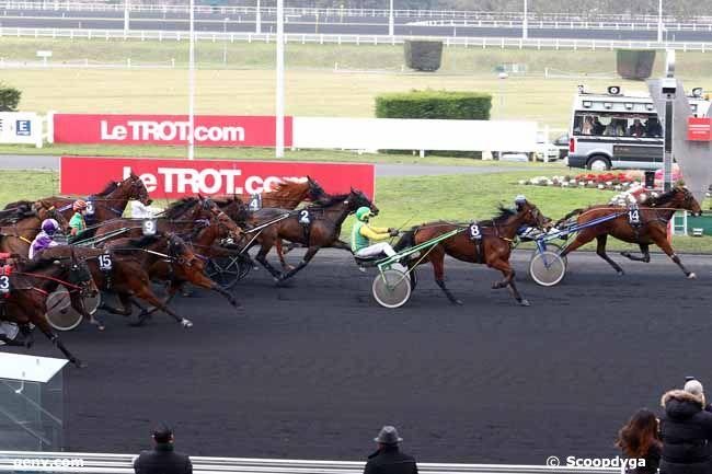 09/02/2017 - Vincennes - Prix Guy Lux - Prix de la Nièvre : Arrivée
