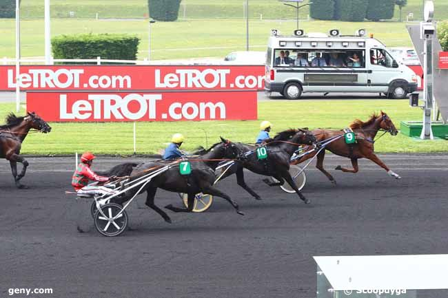 09/06/2018 - Vincennes - Prix Chambon P : Arrivée