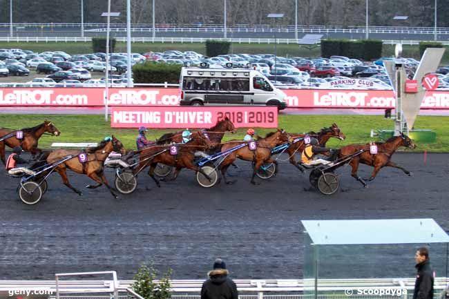 10/02/2019 - Vincennes - Prix Jean le Gonidec : Arrivée