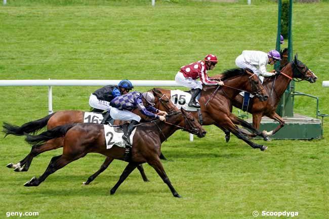 12/06/2019 - Saint-Cloud - Prix de la Montagne Chérie : Arrivée