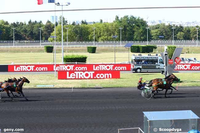 01/09/2018 - Vincennes - Critérium des 5 ans : Arrivée