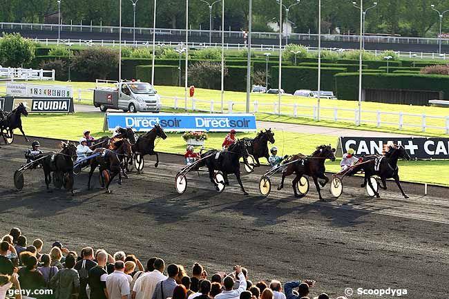 26/06/2009 - Vincennes - Prix Nemausa : Arrivée