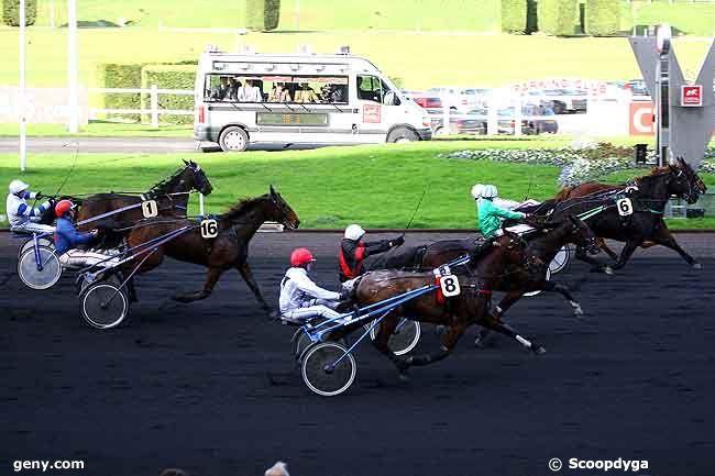 10/12/2009 - Vincennes - Prix de Blois : Arrivée