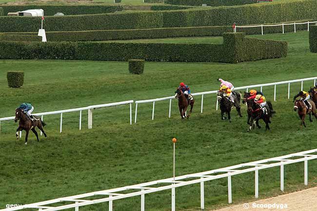 17/12/2009 - Pau - Prix Biraben Foie Gras (Prix Georges Pastre) : Arrivée