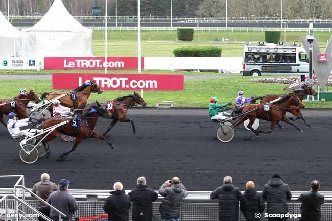 01/02/2016 - Vincennes - Prix de Rethel : Arrivée