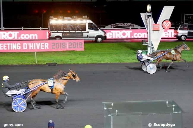 12/01/2019 - Vincennes - Prix de Bois-Guillaume : Result