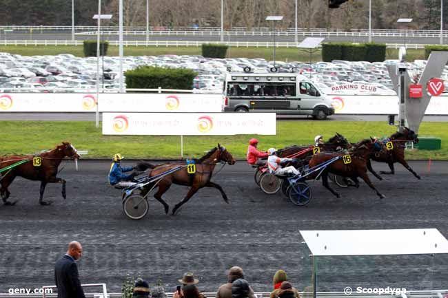 10/02/2019 - Vincennes - Prix des Vosges : Arrivée