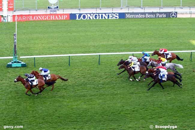 13/06/2019 - ParisLongchamp - Prix de la Fontaine de Carpeaux : Result