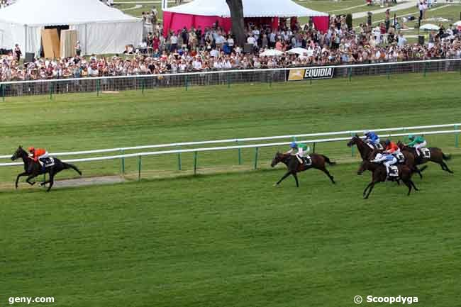 14/06/2009 - Chantilly - Prix de Diane : Arrivée