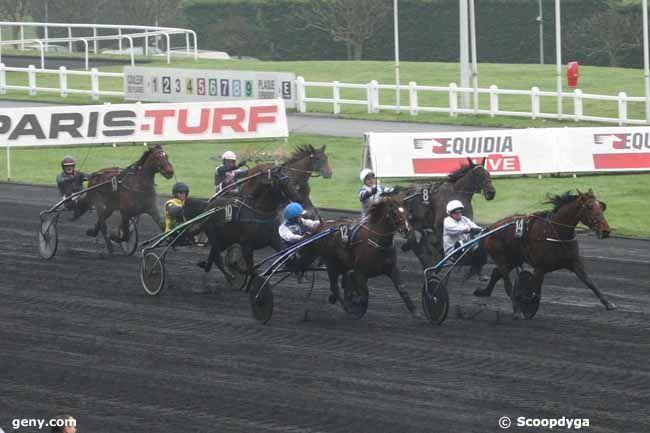 05/01/2015 - Vincennes - Prix de l'Aveyron : Arrivée