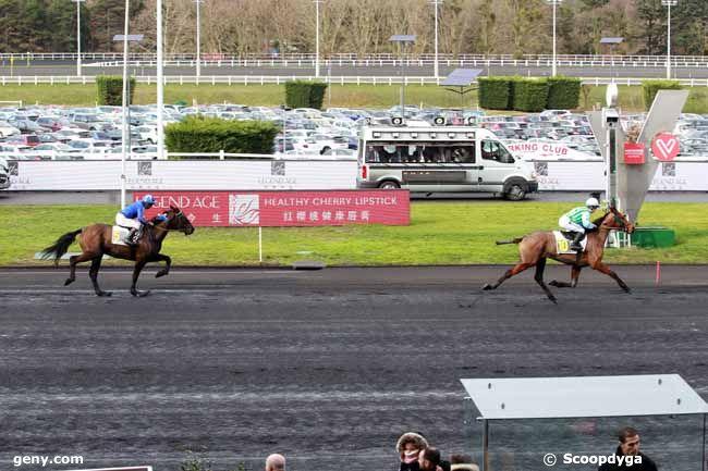 10/02/2019 - Vincennes - Prix Salam : Arrivée
