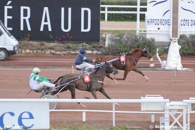 05/02/2013 - Cagnes-sur-Mer - Prix des Boutons d'Or : Arrivée