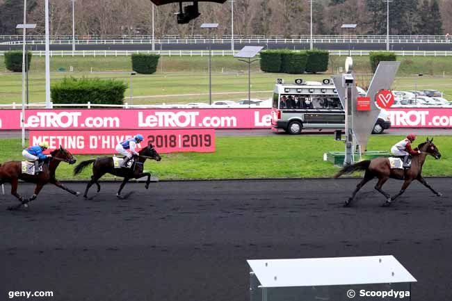 12/01/2019 - Vincennes - Prix de Montreuil : Result