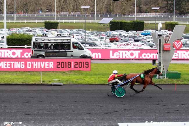 10/02/2019 - Vincennes - Grand Prix de France : Arrivée