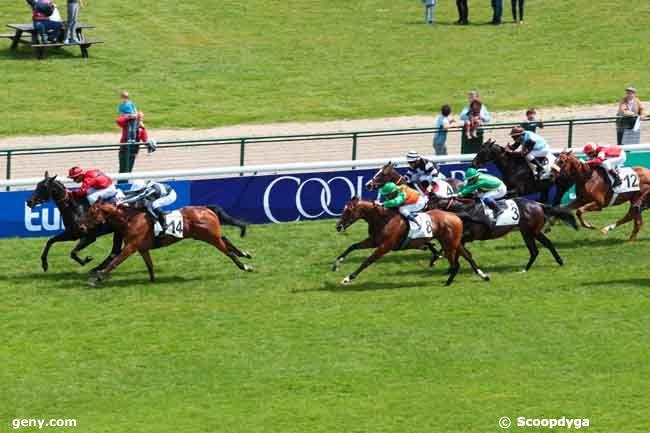 25/05/2014 - ParisLongchamp - Prix de l'Ile de la Jatte : Arrivée