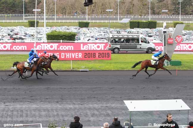10/02/2019 - Vincennes - Prix des Centaures : Arrivée