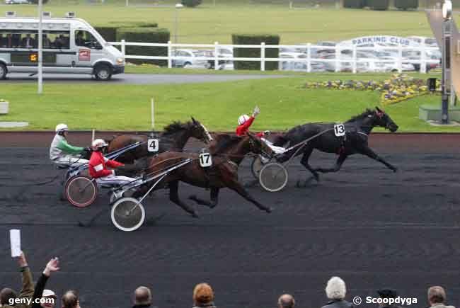 15/11/2008 - Vincennes - Prix France Soir (Prix de Bretagne) : Arrivée