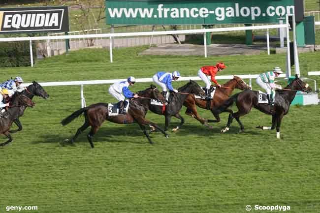 26/10/2010 - Saint-Cloud - Prix du Brionnais : Arrivée