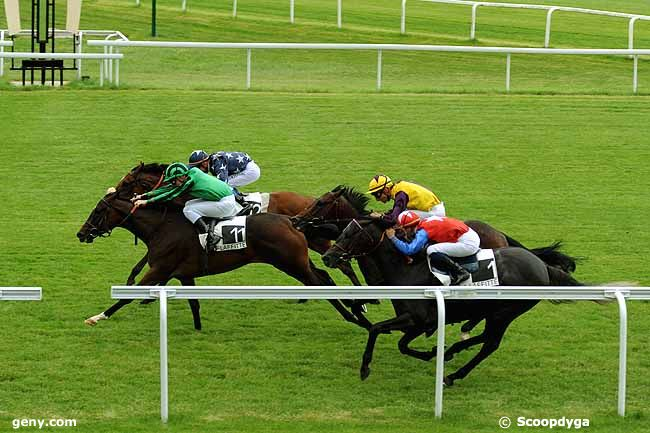 29/06/2011 - Maisons-Laffitte - Prix de la Forêt de Saint-Germain : Arrivée