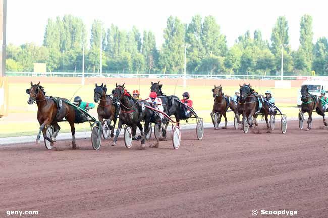 06/07/2018 - Cabourg - Prix du Mont-Saint-Michel : Arrivée
