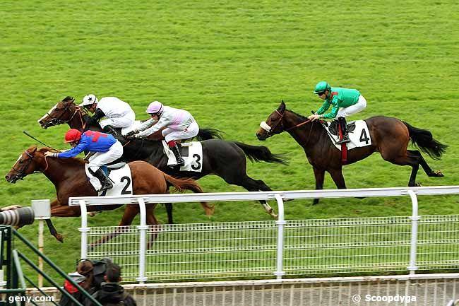 30/10/2012 - Maisons-Laffitte - Prix Pharamond : Arrivée