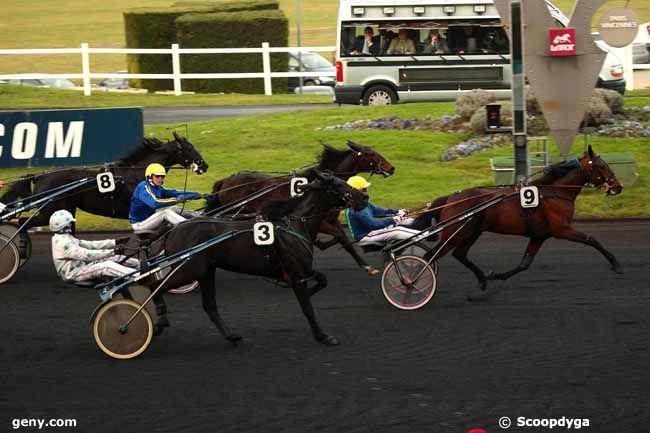 11/01/2014 - Vincennes - Prix Maurice de Gheest : Arrivée