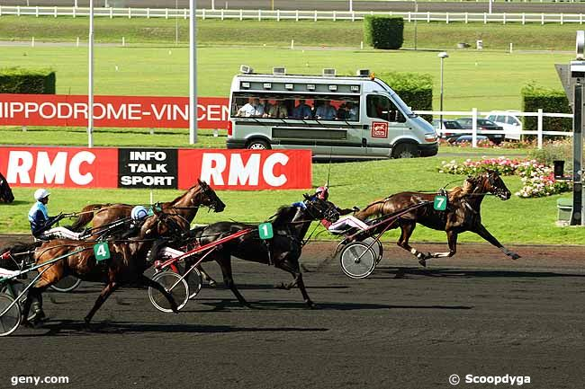 10/09/2011 - Vincennes - Prix d'Eté : Arrivée