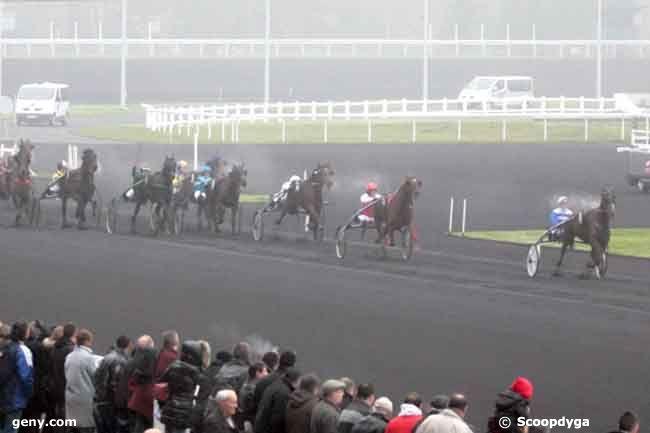 27/12/2011 - Vincennes - Prix de Craon : Arrivée