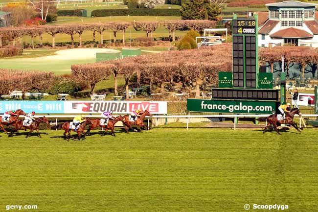 08/03/2014 - Saint-Cloud - Prix Teddy : Arrivée