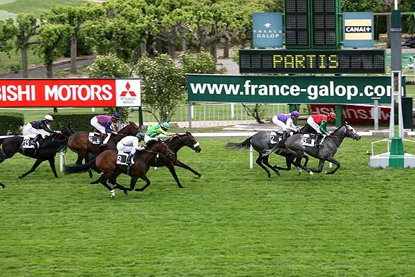 14/05/2007 - Saint-Cloud - Prix du Béarn : Arrivée