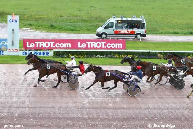 18/05/2016 - Caen - Prix Georges Dreux : Arrivée