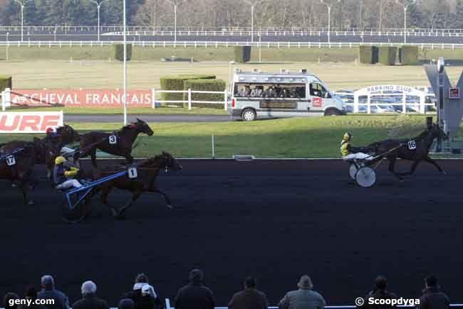 03/01/2009 - Vincennes - Prix de Breteuil : Arrivée