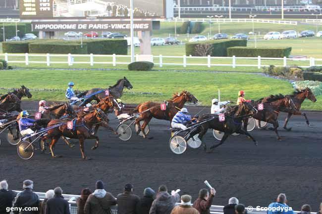 14/01/2012 - Vincennes - Prix du Forez : Arrivée
