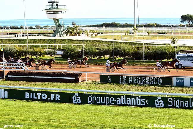 07/01/2015 - Cagnes-sur-Mer - Prix de la Côte d'Or : Arrivée