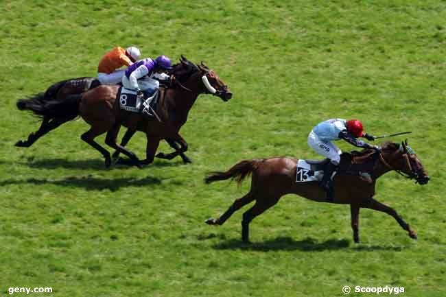 24/06/2010 - Auteuil - Prix Chinco : Arrivée