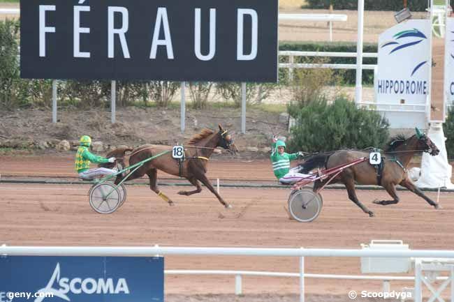 13/01/2012 - Cagnes-sur-Mer - Prix de la Côte d'Azur : Arrivée