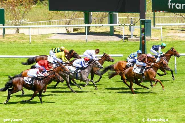 25/06/2018 - Saint-Cloud - Prix de Windsor : Arrivée