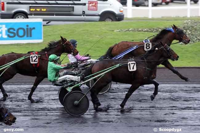 11/01/2011 - Vincennes - Prix du Limousin : Arrivée