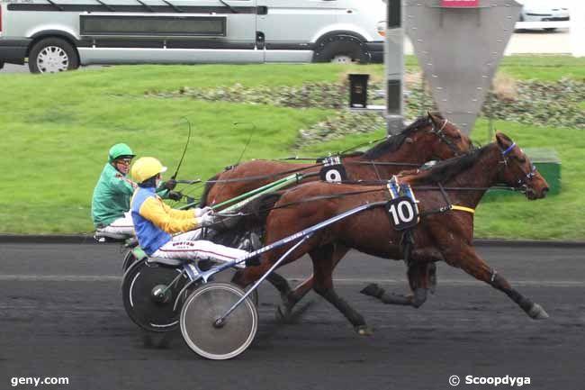 20/12/2014 - Vincennes - Prix de Strasbourg : Arrivée